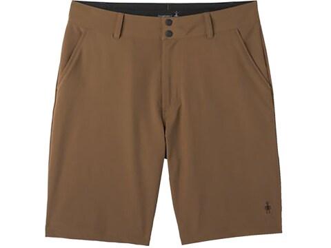"Smartwool Men's Sport 150 10"" Shorts Merino/Polyester"