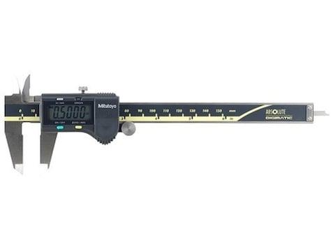 """Mitutoyo Digital Caliper 6"""" Stainless Steel"""