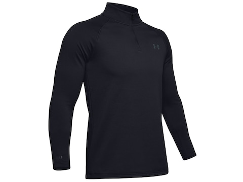Under Armour Men's Base 4.0 Base Layer 1/4 Zip Long Sleeve Shirt Polyester