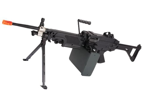 Fn M249 Mk I Saw Aeg Airsoft Rifle