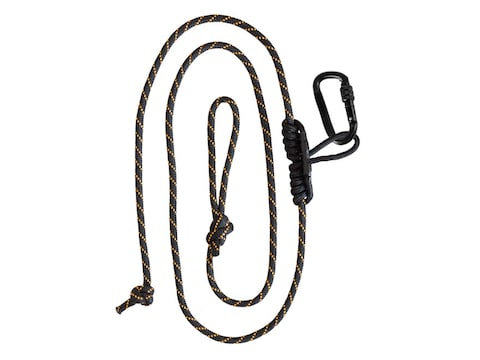 Muddy Outdoors Safety Harness Lineman's Rope Nylon Black