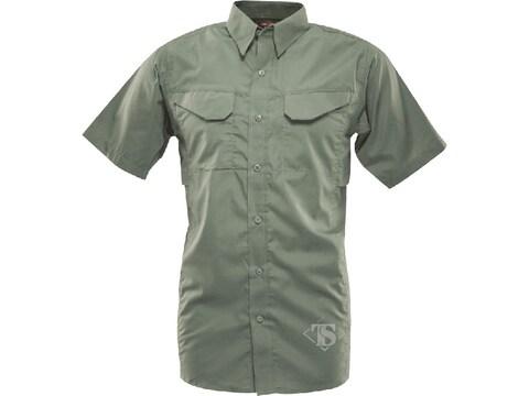 Tru-Spec Men's 24-7 Ultralight Field Short Sleeve Shirt Polyester Cotton Ripstop