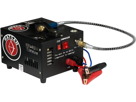 Hatsan TactAir Spark Air Compressor PCP Charging System