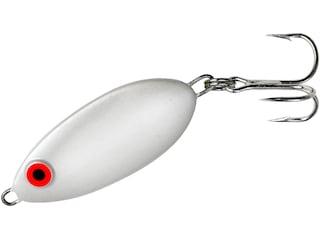 Bomber Slab Spoon 1 oz White
