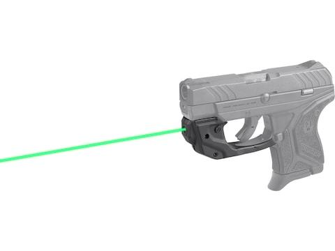 LaserMax CenterFire Laser Sight with GripSense Black