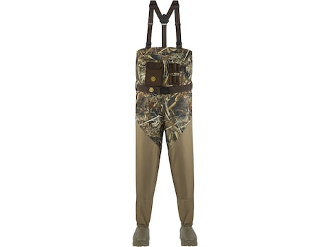 LaCrosse Alpha Agility Breathable 1600 Gram Insulated Chest Waders Nylon Men's