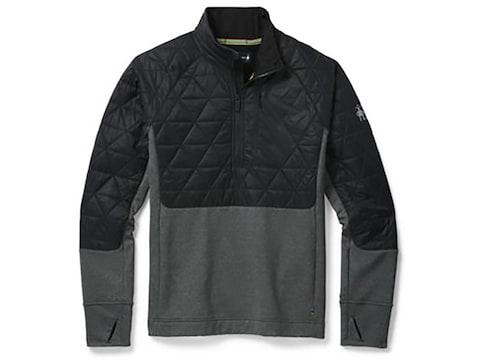 Smartwool Men's Smartloft 60 Hybrid 1/2 Zip Jacket
