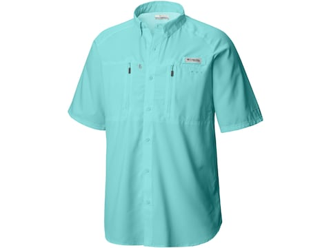 Columbia Men's PFG Terminal Tackle Short Sleeve Shirt