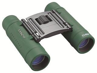 Tasco Essentials Roof Prism 10x 25mm Binocular Green