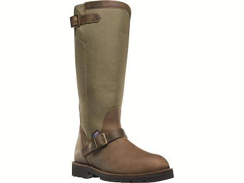 """Danner San Angelo 17"""" Snake Boots Full-Grain Leather Men's"""