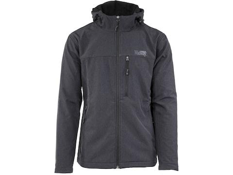 MidwayUSA Men's Firesteel Hooded Softshell Jacket