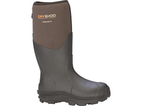 Dryshod Overland Hi Hunting Boots Rubber/Densoprene Men's