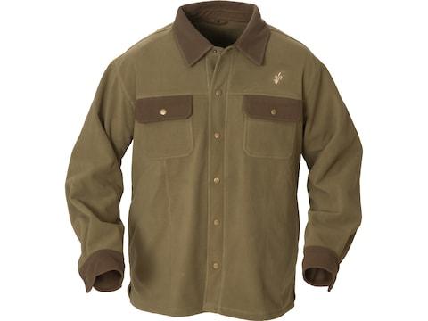 Banded Men's Heritage Jac Long Sleeve Shirt Polyester