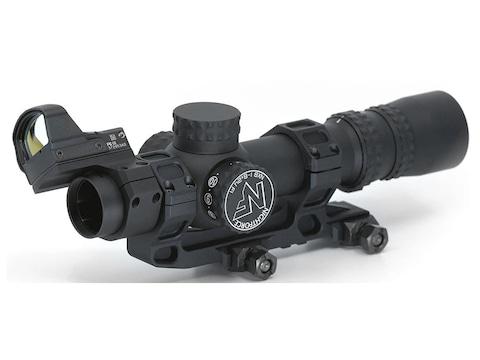 Reptilia ROF-SAR Leupold DPP Mount 30mm Aluminum Black