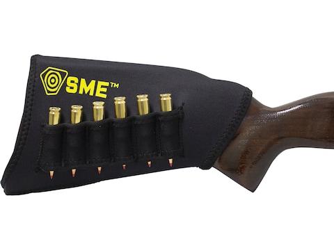 SME Comb Raising Kit with Loops Buttstock Cover Neoprene Black