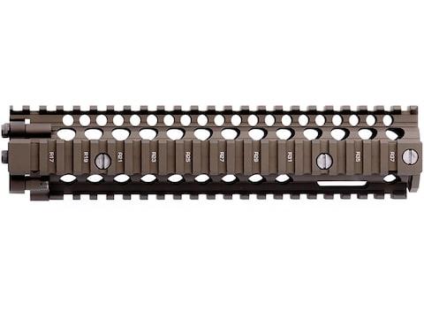 Daniel Defense MK18 RIS II Free Float Handguard Quad Rail AR-15 Mid Length Aluminum