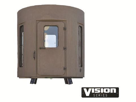 Banks Outdoors Stump 4 Box Blind Whitetail Properties Vision