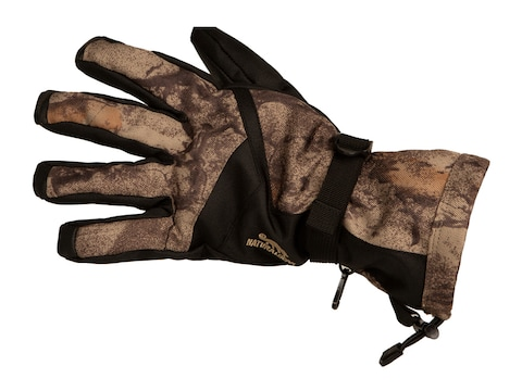 Natural Gear Cut Down Storm Gloves Polyester