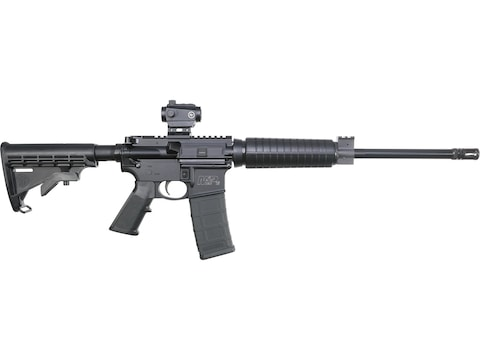 """Smith & Wesson M&P15 Sport II OR 5.56x45mm NATO Semi-Automatic Rifle 16"""" Barrel 30 + 1-..."""