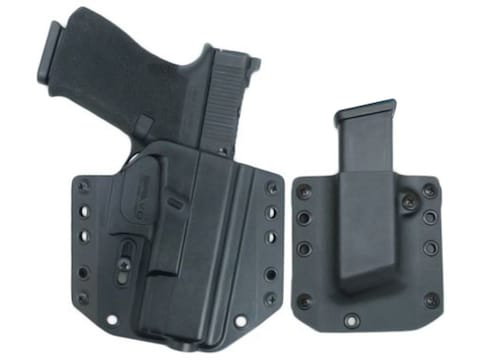 Bravo Concealment BCA 3.0 Holster with Magazine Pouch