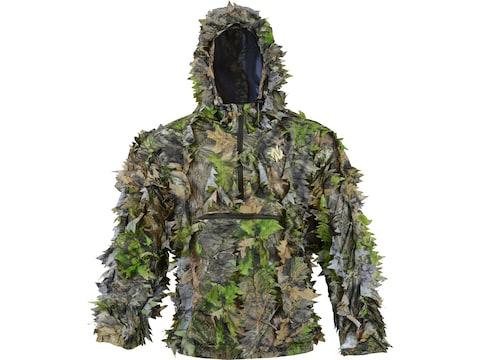 Nomad Men's 1/4 Zip Leafy Pullover Polyester