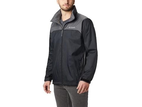 Columbia Men's Glennaker Lake Waterproof Rain Jacket Nylon