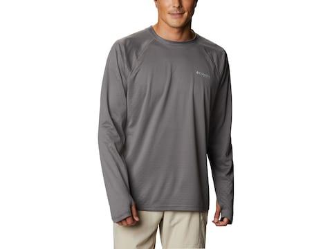 Columbia Men's PFG Zero Rules Ice Long Sleeve Shirt