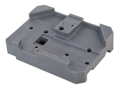 Wheeler Delta Series AR-15 Armorer's Bench Block
