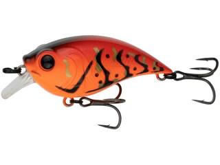 6th Sense Curve Finesse Square Bill Crankbait Boiled Crawfish