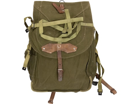 Military Surplus Romanian Rucksack Grade 2 Olive Drab
