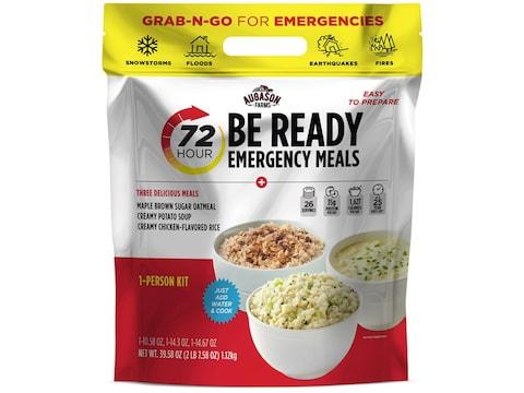 Augason Farms Be Ready 72 Hour Emergency Meals