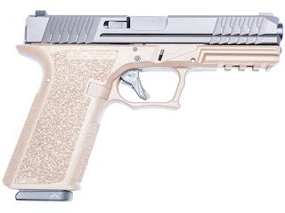 "Polymer80 PFS9 9mm Luger Semi-Automatic Pistol 4.49"" Barrel Flat Dark Earth Frame 17-Round"