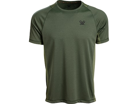 Vortex Optics Men's Weekend Rucker Short Sleeve T-Shirt