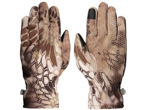 Kryptek Dalibor Softshell Gloves Polyester