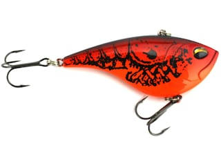 Jenko Fishing Rip Knocker 75 Lipless Crankbait Flaming Craw