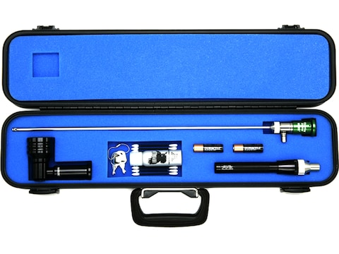 "Hawkeye Shooting Edition Slim 17"" Borescope Kit with Adjustable Eyepiece and Rigid Case"