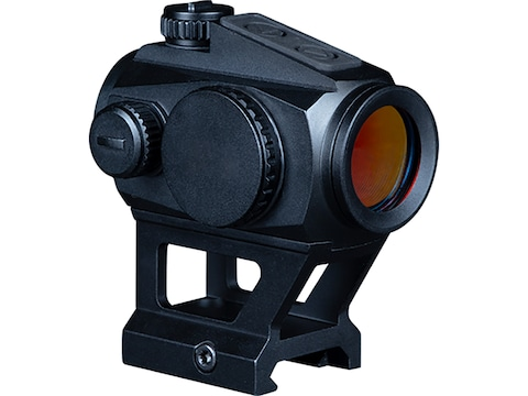 U.S. Optics TSR-1X Reflex Red Dot Sight 5 MOA Dot with ZRODelta QD Picatinny Style Moun...