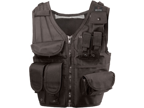 Game Face Elite Airsoft Tactical Harness Black