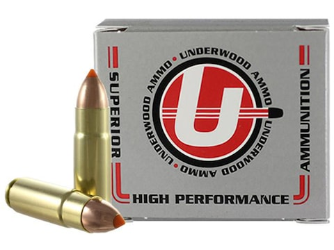 Underwood Ammunition 458 HAM'R 300 Grain Nosler Ballistic Tip Box of 20