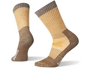 Smartwool Men's Work Medium Crew Socks Desert Sand XL 1 Pair (12-14.5)