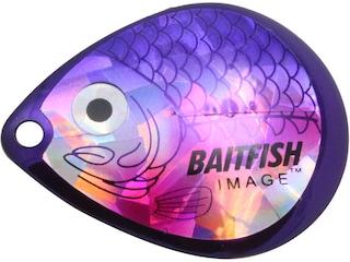 Northland Baitfish-Image Colorado Blade #2 Cisco Purple 3 pk