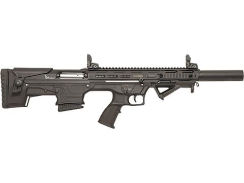 "IFC Radikal NK1 Bullpup 12 Gauge Semi-Automatic Shotgun 24"" Barrel Black and Black Pist..."