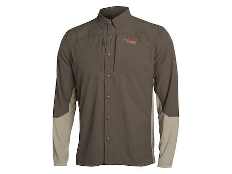 Sitka Gear Men's Scouting Long Sleeve Shirt Nylon