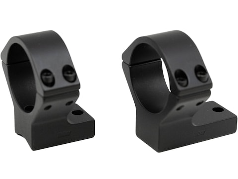 Talley Lightweight 2-Piece Scope Mounts with Integral Rings Savage 10 Through 16, 110 T...