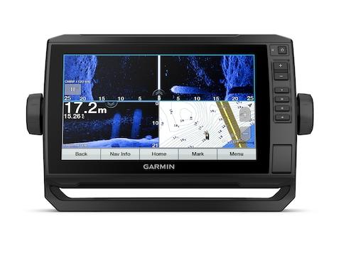 Garmin ECHOMAP UHD CHIRP SideVu Worldwide Basemap Fish Finder Head Unit Only