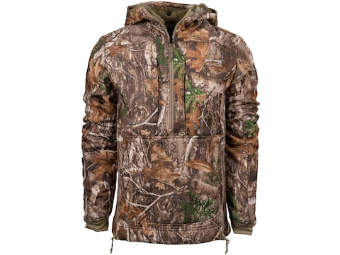 King's Camo Men's XKG Wind Defender Anorak Jacket