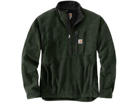 Carhartt Men's Dalton Fleece Half Zip Sweater