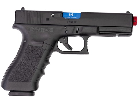 Laser Ammo Recoil Enabled Green Gas Training Pistol Umarex Glock 17