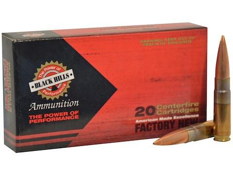 Black Hills Ammunition 300 Whisper 220 Grain Sierra MatchKing Hollow Point Box of 20