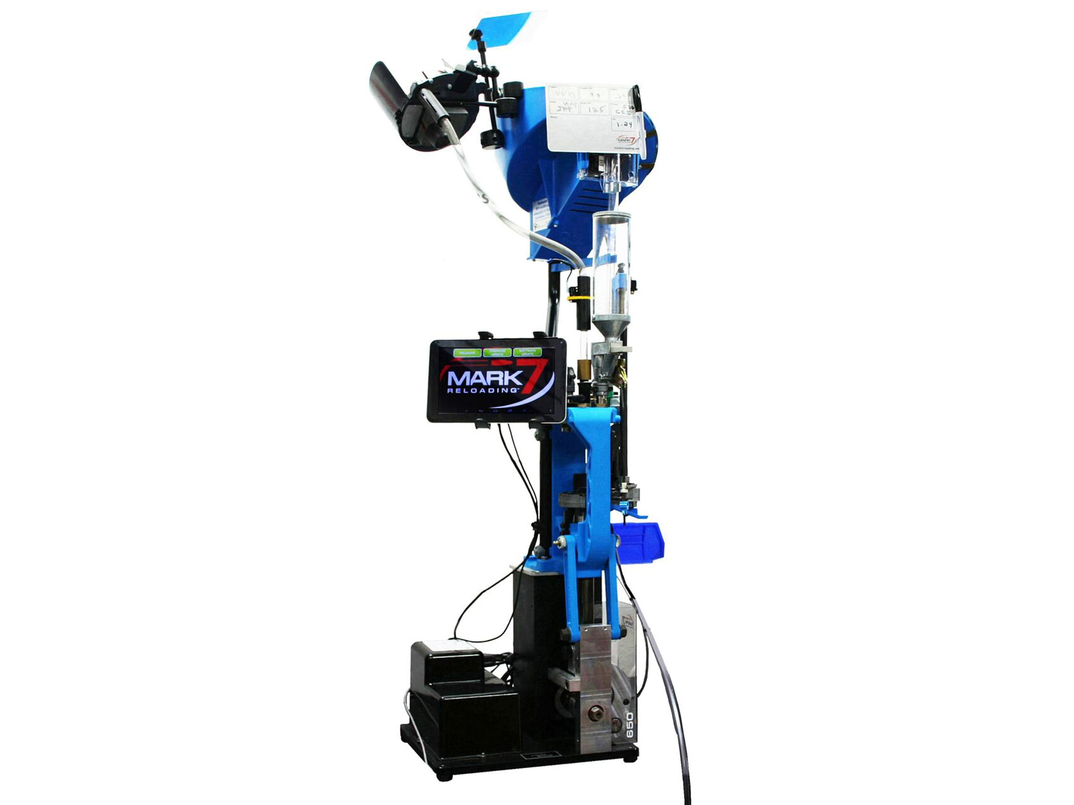 Mark 7 Reloading 650 X Autodrive Dillon 650 Press 110 Volt